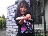 魚喜ぶ彼女!