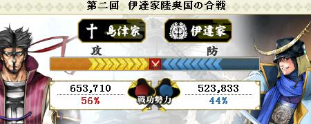 第3回合戦