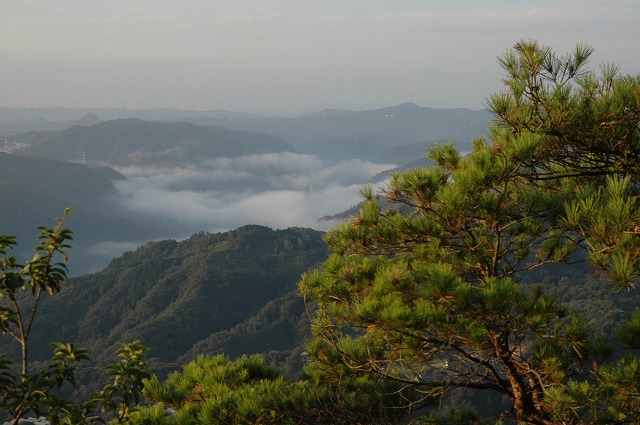 天神山の日の出11