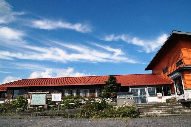 梶ヶ森山荘1