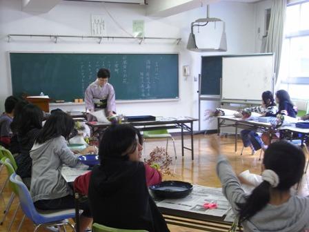 公開授業1