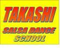 TAKSSHI DANCE ロゴ