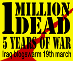 March 19 Iraq War Blogswarm