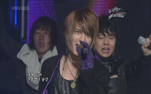 20080229 Music Bank - Purple Line (Dopamine).avi_000100000