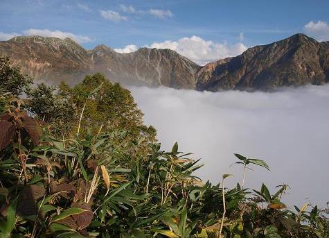 獅子岳,鷲岳 139