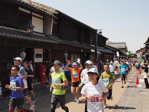 市民マラソン 104