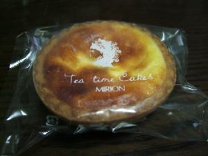 ミリオン洋菓子店・ハイジのチーズタルト?