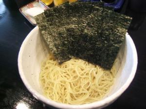 ○節とんや・つけ細麺並