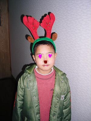 クリスマススタイル