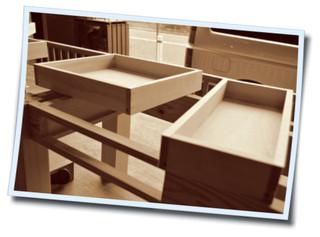 小引き出し付きローテーブル製作 (2)