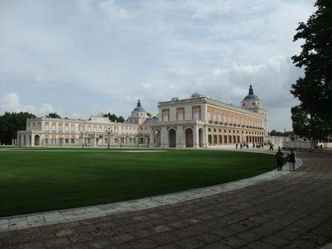 アランフェス宮殿