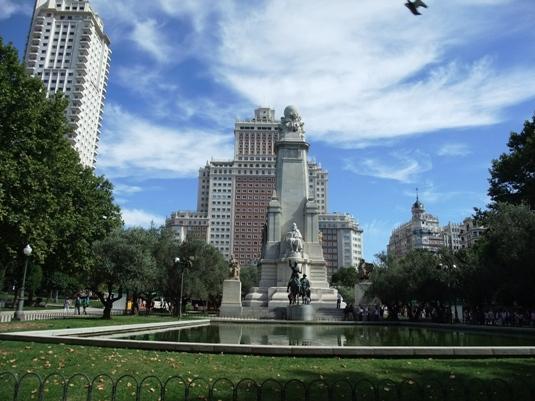 スペイン広場