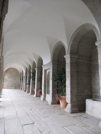 修道院回廊
