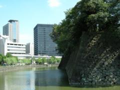 12.清水門へ