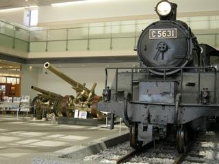 36.SLと大砲