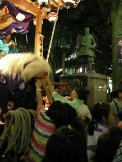 6.獅子舞