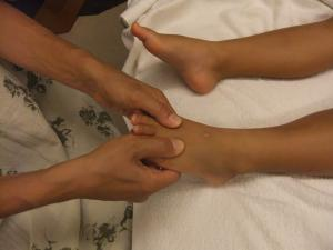 癒しの足裏3