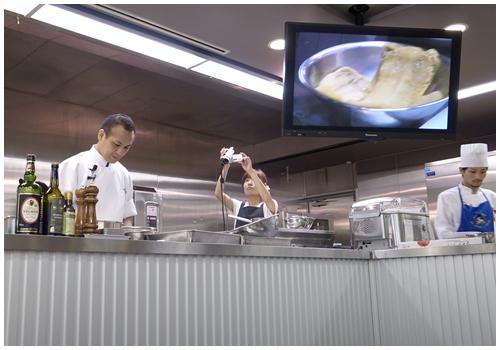藤田シェフ講習会