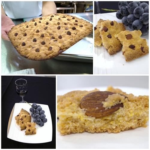 アーモンドのクッキー