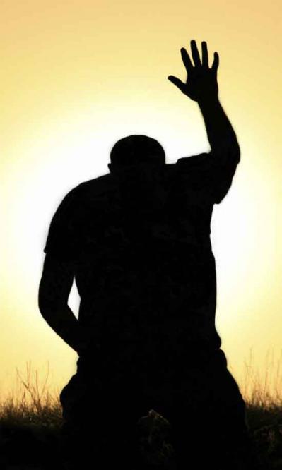 前のめりの祈り