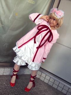雛苺/苺花さん