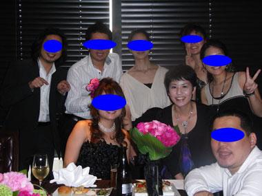 カメさんの結婚式