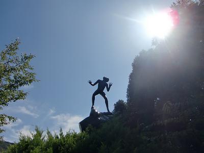 彫刻の森3