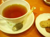 わかれの前のお茶