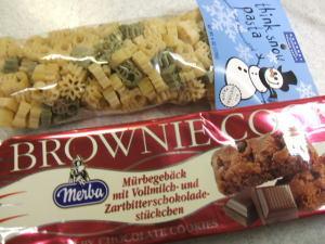 マカロニ&クッキー