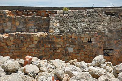 端島、鉱業所側15
