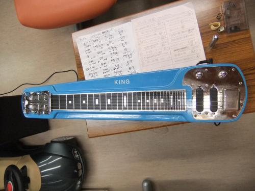 スチールギター