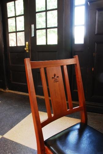 白百合の椅子