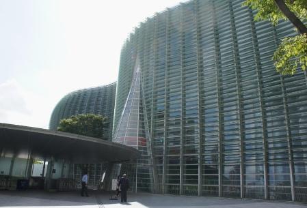 新美術館 外観