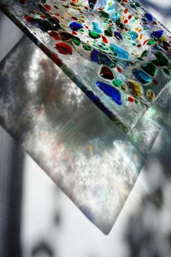色とりどりのガラス器