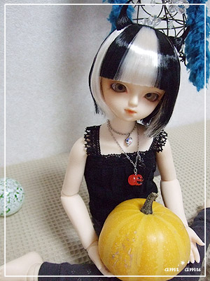 Pumpkin…好きです。