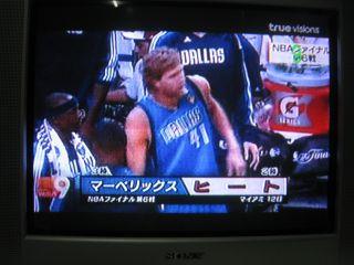 NBAファイナル201101