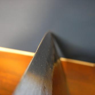 古見製作所 草削 窓明 八寸 11 切れる刃先