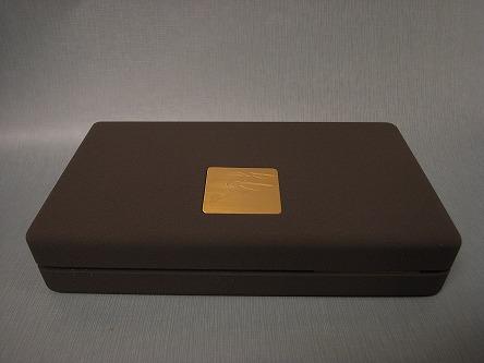 トレドのケース。