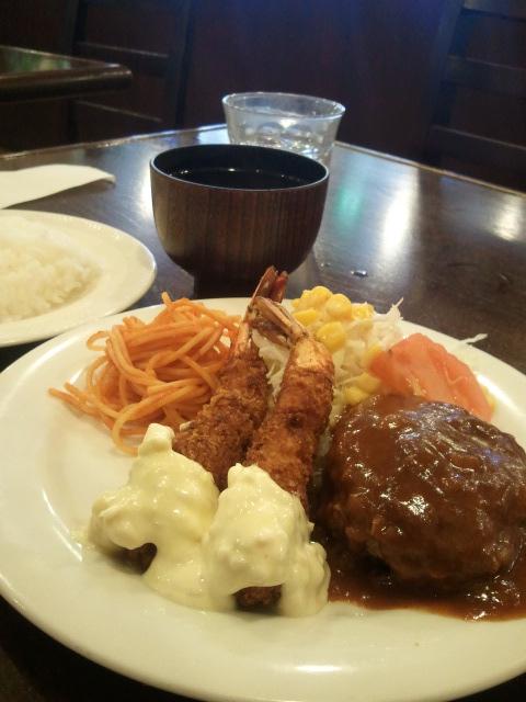 三日目 洋食屋さんの洋食らしい洋食