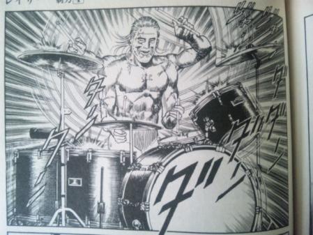 裸ドラム1