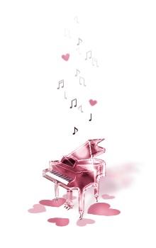 愛のピアノ