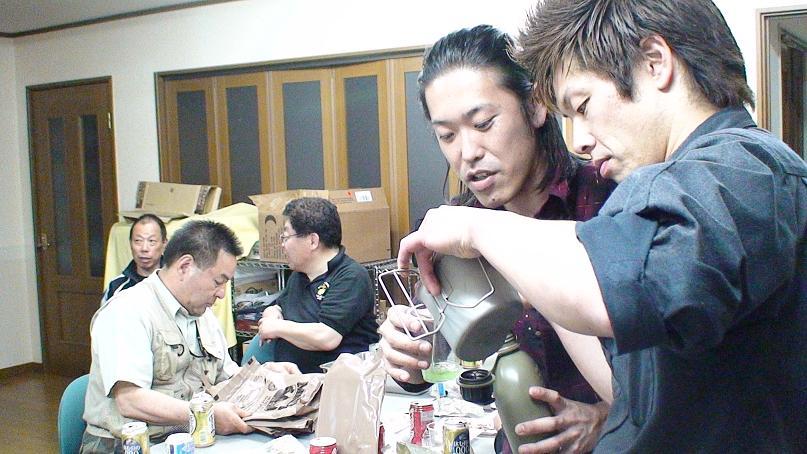 全国ブロガー協会代表稲田兼一郎と統括平島賢一