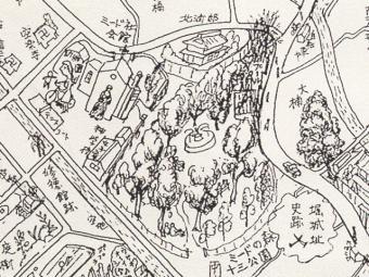 マップ十三公園