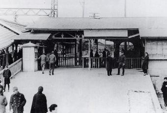 十三駅昭和19年