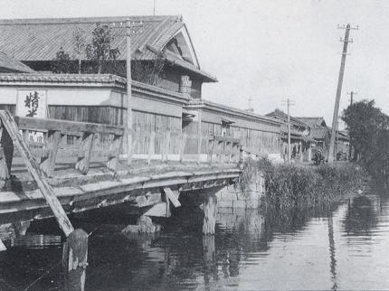 東雲橋付近対象12年