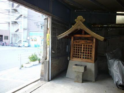 ガレージ神社