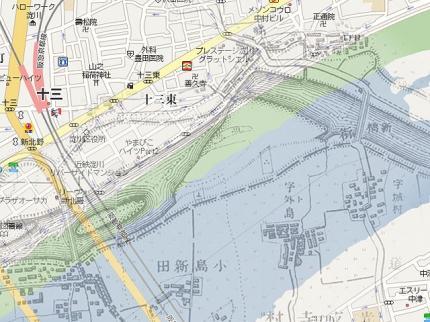中津木川00