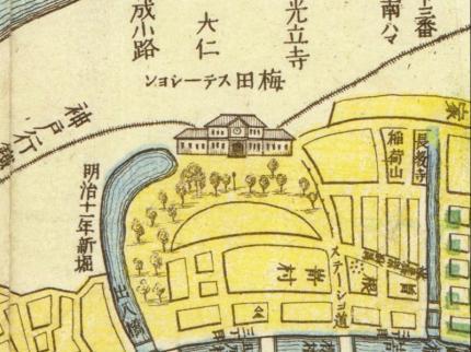 梅田墓地04