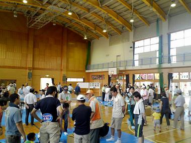 9都県市合同防災訓練