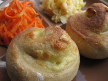 チーズパン2